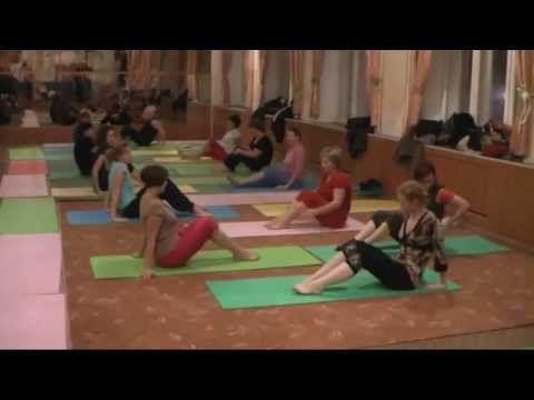Суставная гимнастика по методу Бубновского - YouTube