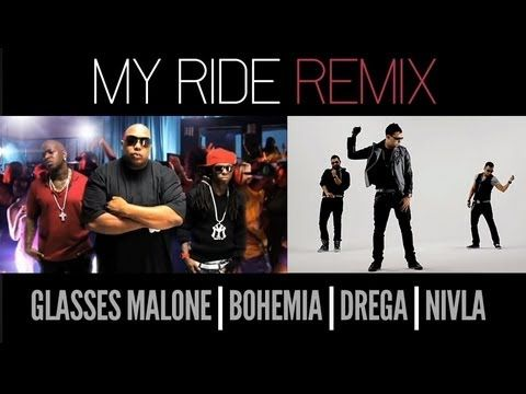 ▶ The Bilz & Kashif - My Ride Remix feat. Glasses Malone, Bohemia, Drega, Nivla [FREE DOWNLOAD] - YouTube