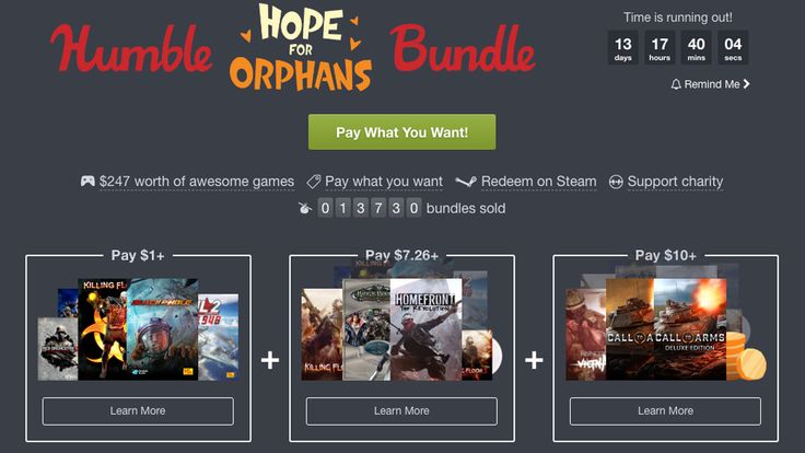 Homefront: the Revolution is the biggest but also the least popular game in the new Humble Bundle