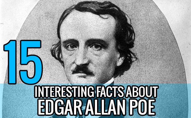 15 Interesting Facts about Edgar Allan Poe -- 11. Poe is credited for defining the modern short story.