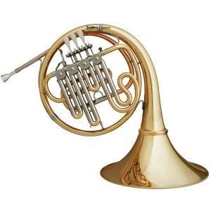 Bb Single French Horn Hans Hoyer 704GA-L