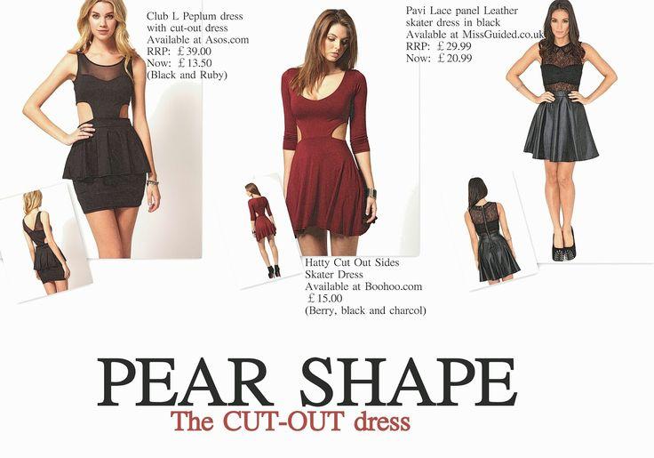 Como vestir si tu tipo de Cuerpo es en forma de Pera o Triángulo . Para determinar si tienes el cuerpo con forma de pera  o triángulo, mírat...