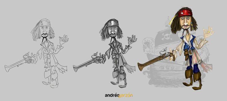 Pirata siempre sere