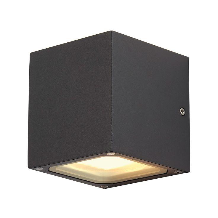 slv sitra cube wandleuchte licht garten aussen pinterest aussen lichtlein und g rten. Black Bedroom Furniture Sets. Home Design Ideas