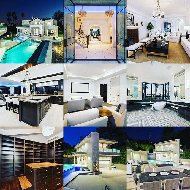 """""""News by @famousblogng ❤ Checkout Rihanna's newly acquired $6.8 million mansion in the Hollywood Hills . Rihannarecently purchased a mega mansion in West Hollywood for $6.8 million days after Kendall Jenner moved out of the neighborhood. The songstress' new home rivals even the most luxurious of celebrity homes.The newly refurbished 7,200 sq ft Old Hollywood estate boasts six bedrooms and ten bathrooms, and 18,000 sq ft of space in total. It also has anexpansive master suite which…"""