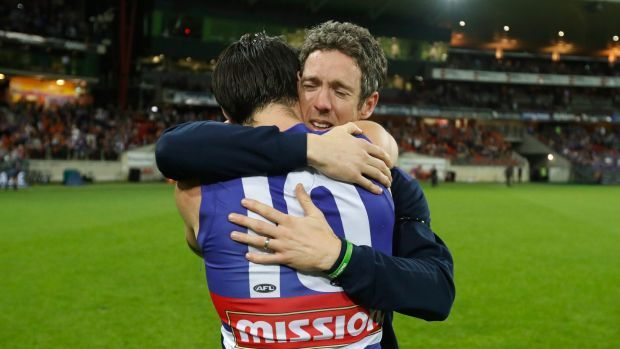 Western Bulldogs' rebirth baptised in tears - The Age #757LiveAU