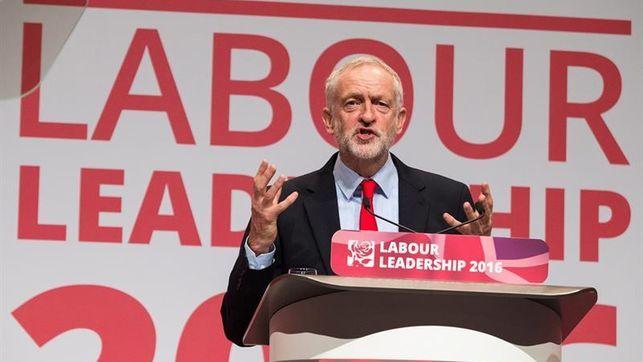 Jeremy Corbyn es reelegido líder del Partido Laborista británico