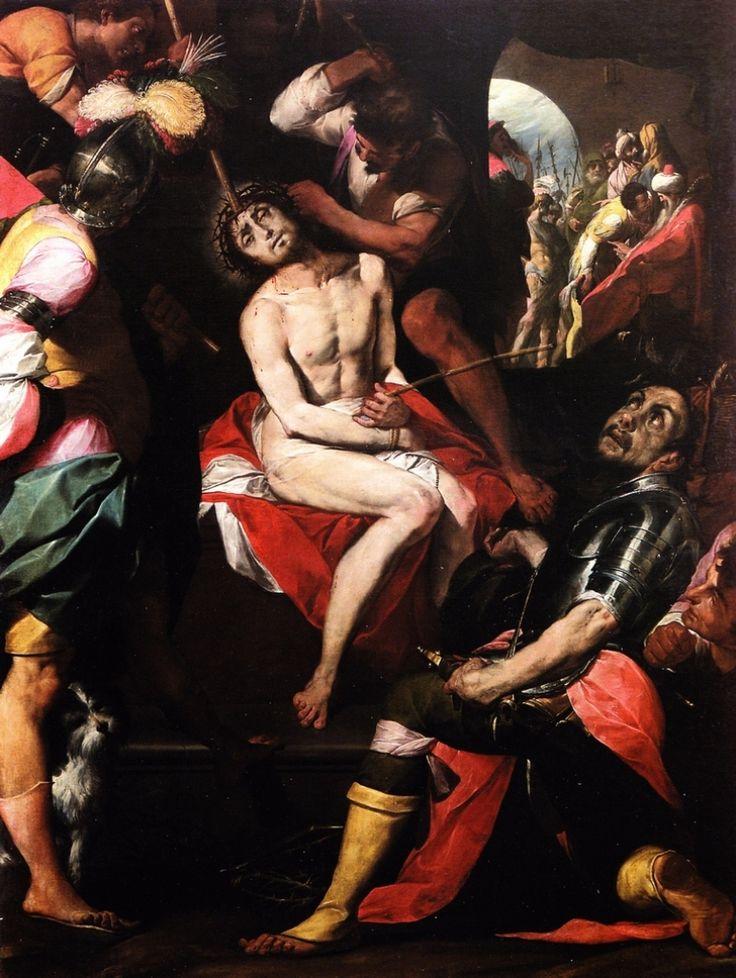 Giovanni Battista Crespi, il Cerano - Cristo coronato di spine e Cristo deriso