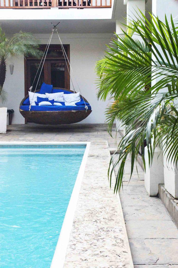 Hotel Azul in León, Nicaragua | heneedsfood.com
