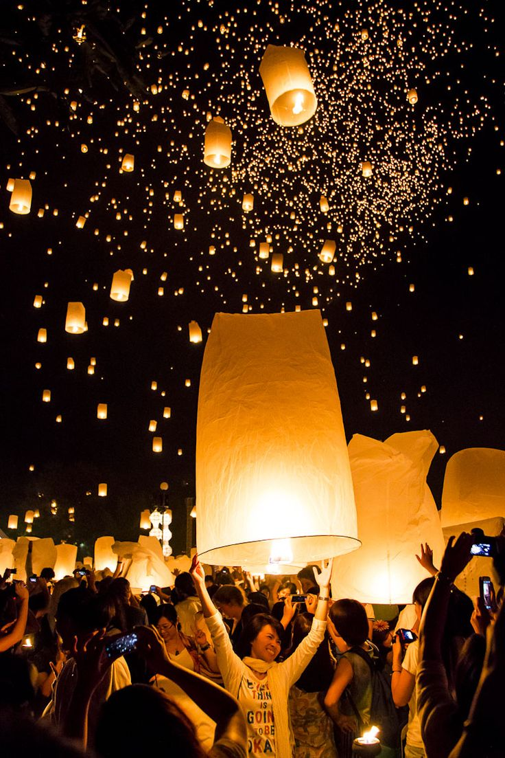 Yi Peng & Loy Krathong: If Yi Peng isn't already on your bucket list, scribble it on. Along with Loy Krathong, it contains vivid, life-enhancing moments you'll never forget.