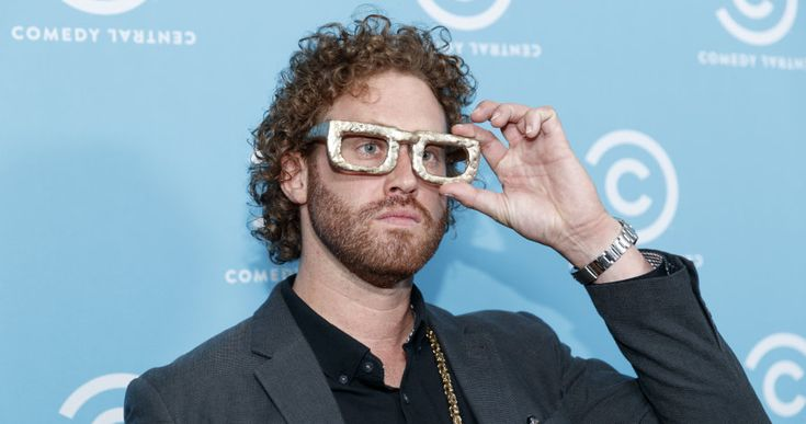 T.J. Miller's Comedy Central Show Canceled But Not Because of Allegations
