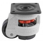 Bánh xe điều chỉnh độ cao thấp Nylon Footmaster GDN-60F