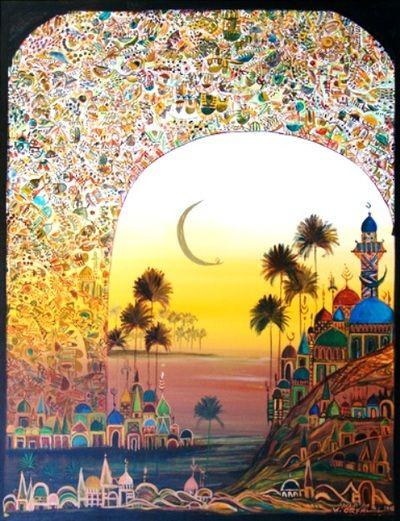 widad al-orfali - Arte Iraquí