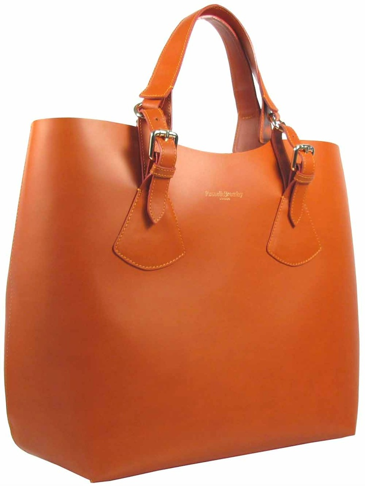 Longchamp Laukut Huutonet : Russell bromley oversized tote love the orange
