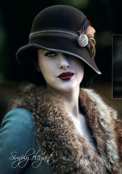 20er Jahre Mode. Ich liebe den Stil und die Mode d…