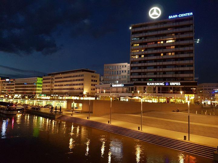 Stunning Berliner Promenade in Saarbruecken