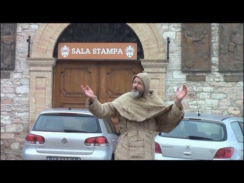 Messaggio Profetico ai Frati della Basilica di San Francesco e alla Chiesa