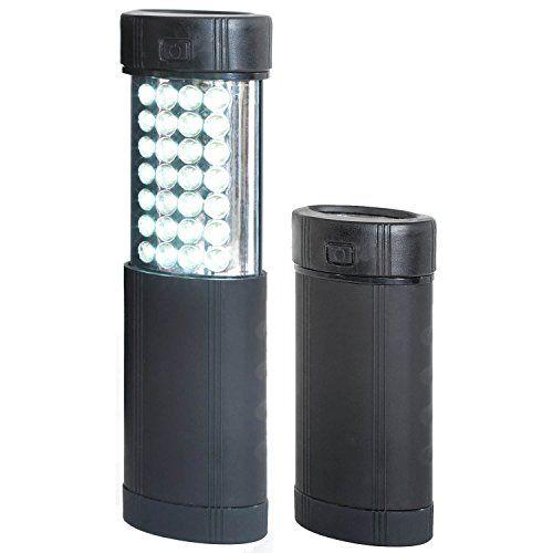 Uni-Com Détecteur Pop Up Lampe de travail et lampe torche, noir: 14 unité(s) de cet article soldée(s) à partir du 28 juin 2017 8h…