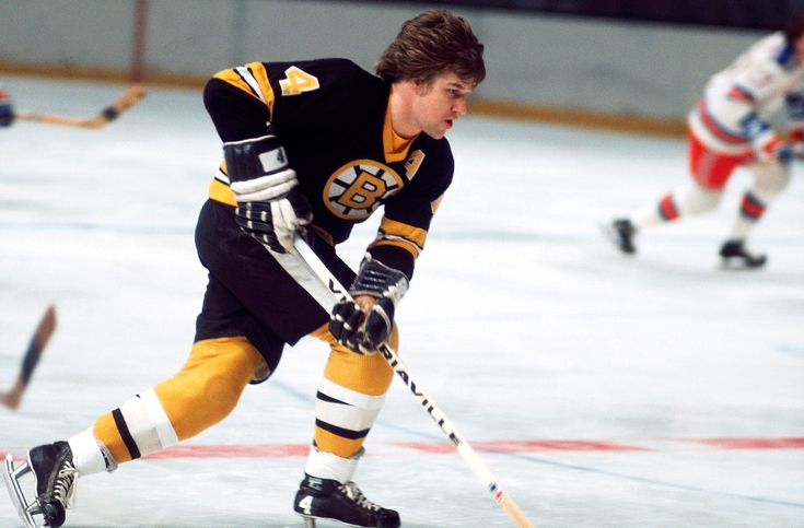 Bobby Orr (CAN - 1966-1979)