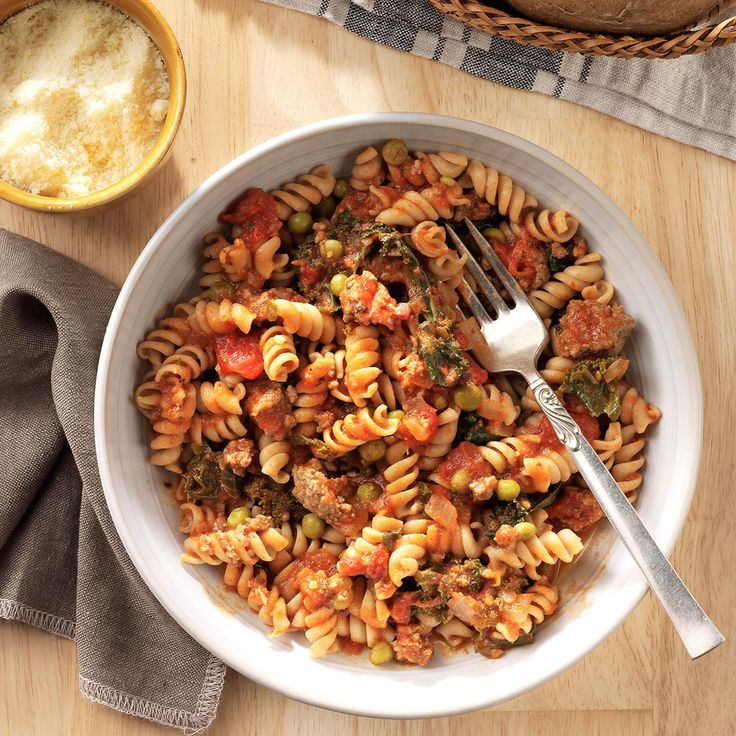 Hearty Vegetable Beef Ragout Recipe -This recipe is healthy yet satisfying, quick yet delicious. I can have a hearty meal on the table in under 30 minutes, and it's one that my children will gobble up! If you are not fond of kale, stir in baby spinach or chopped broccoli instead. —Kim Van Dunk, Caldwell, New Jersey