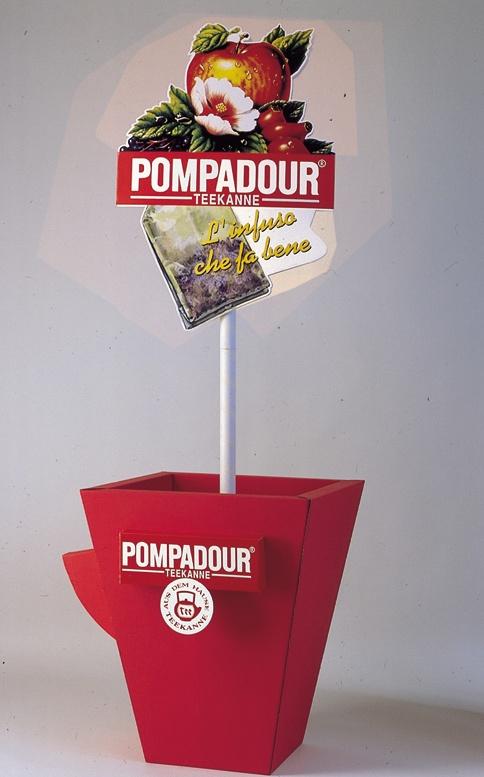 Display Pompadour