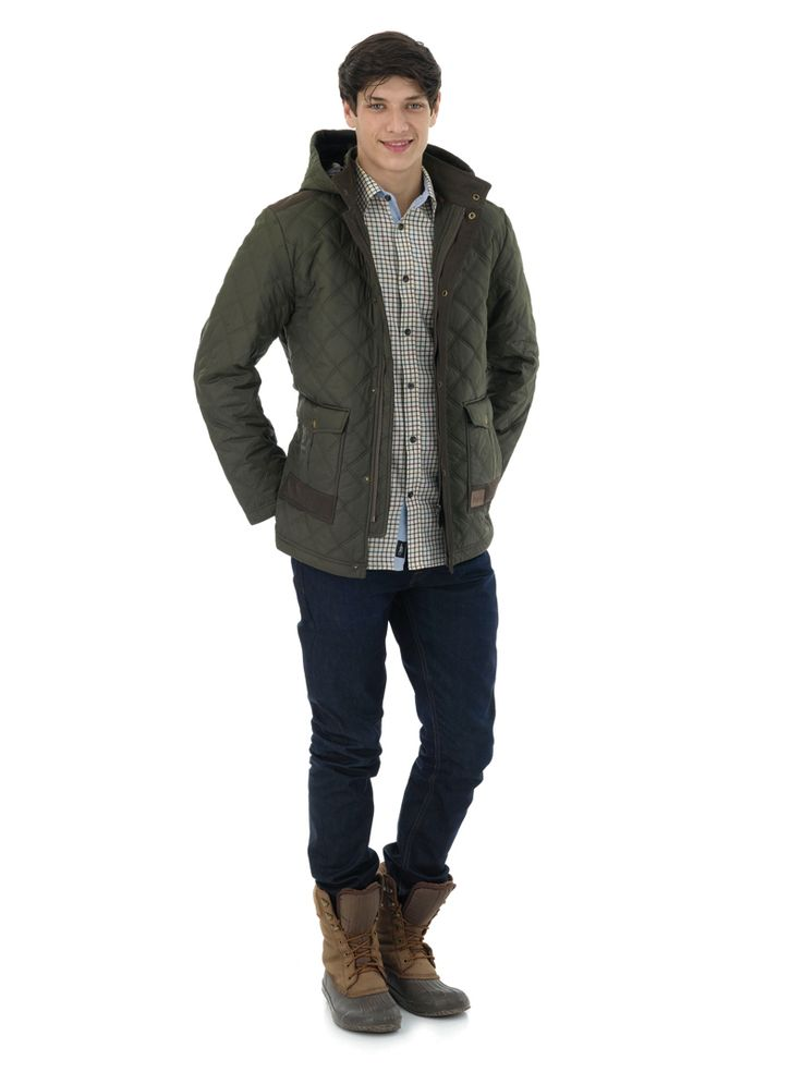 23 best Jack Murphy AW14 Menswear images on Pinterest | Menswear ... : jack murphy quilted jacket - Adamdwight.com