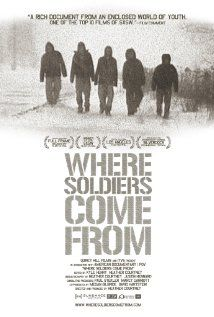 Where Soldiers Come From - Fall 2013, Heather Courtney.
