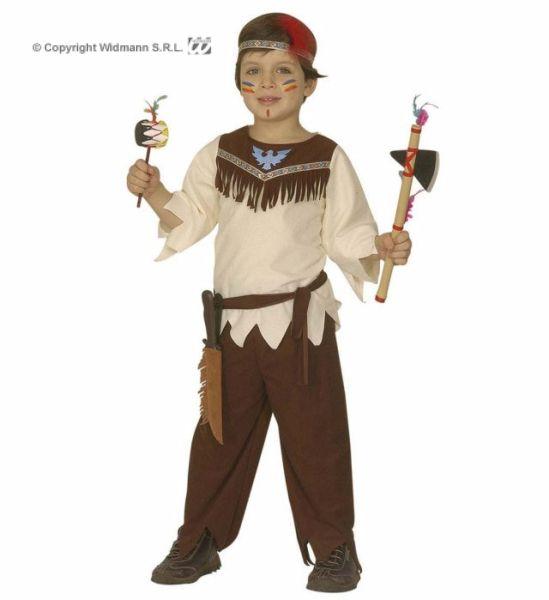 Dětský kostým Malý Indián
