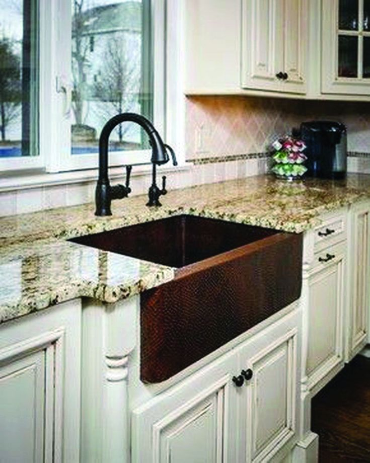 copper granite countertops 2021 looking for some slick new fillings in the corners and the in on farmhouse kitchen granite countertops id=62008
