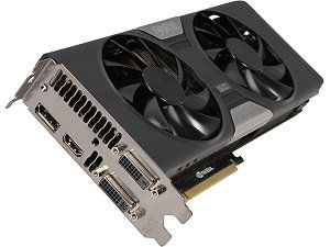 Two of these on their way! Geeked <3 EVGA 03G-P4-2884-KR GeForce GTX 780 Ti Superclocked 3GB 384-Bit GDDR5 PCI Express 3.0 SLI Support w/EVGA ACX Cooler Video Card