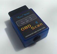Fits Suzuki OBD2 OBDII  Wireless Bluetooth Scanner Diagnostic Code Reader Tool