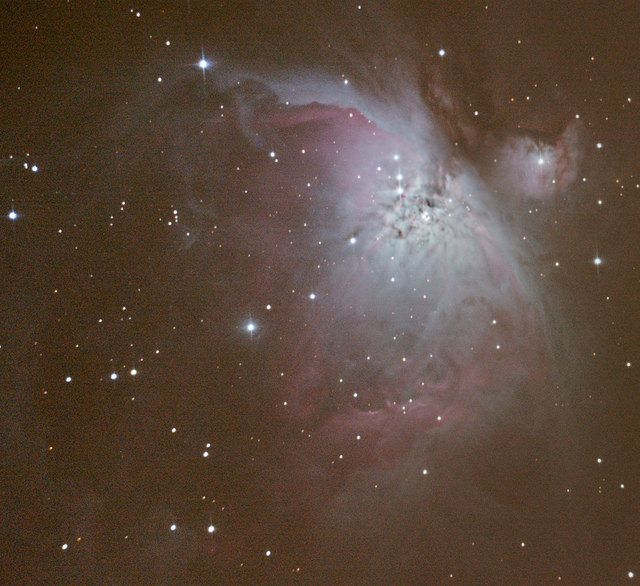 M42_Orionnevel_20150206_50x_10x_iso400_v2 | by AnnemiekeVogel
