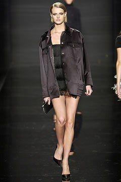 Michael Kors Collection Fall 2003 Ready-to-Wear Fashion Show - Jacquetta Wheeler, Michael Kors