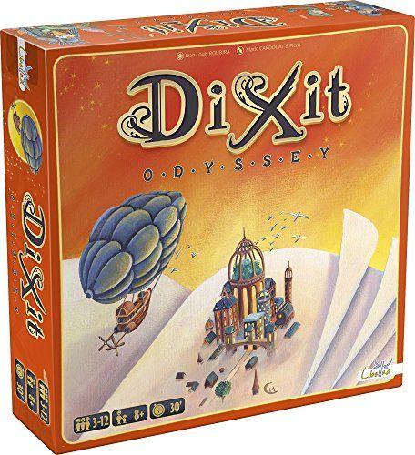 Asmodee – Dixit Odyssey, juego de mesa (Libellud DIX03ML1)