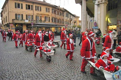 Christmas in Italy anyone?