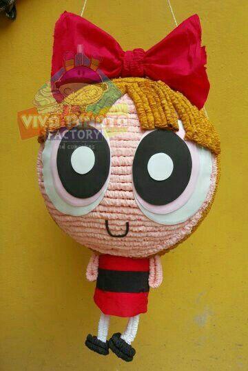 #Piñata #BomBon #ChicasSuperPoderosas  no olviden visitarnos en #VivaPiñataStore y checar todo lo que tenemos para tus fiestas