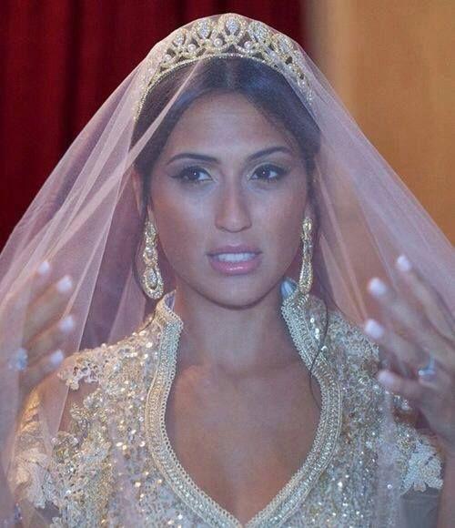 Moroccan Bride.. #MuslimWedding, www.PerfectMuslimWedding.com