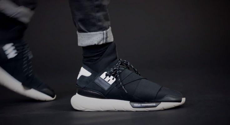 Adidas Y-3 Qasa Low