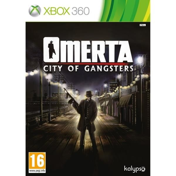 Omerta City Of Gangsters Game Xbox 360   http://gamesactions.com shares #new #latest #videogames #games for #pc #psp #ps3 #wii #xbox #nintendo #3ds