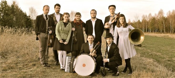 Tęgie Chłopy, fot. materiały prasowe festiwalu Wszystkie Mazurki Świata