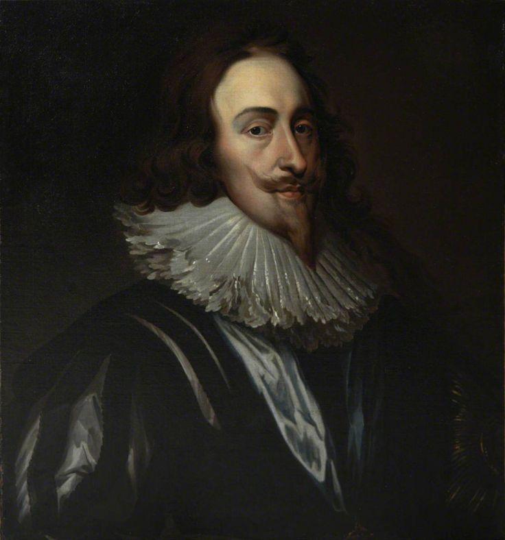 Антонис ван Дейк. Карл I