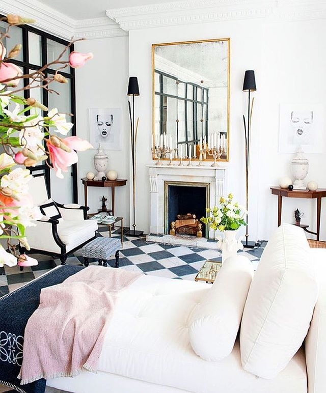 Gorgeous Spanish Apartment Chic And Sophisticated