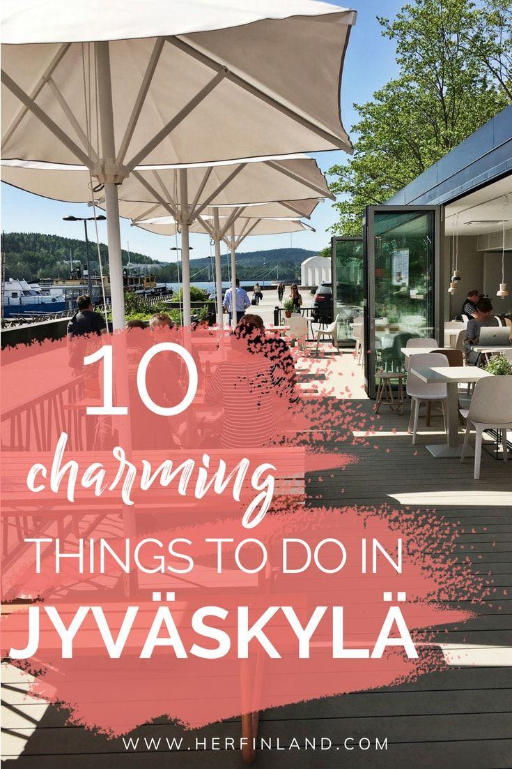 10 Charming Things To Do In Jyvaskyla Finnland Reisen See