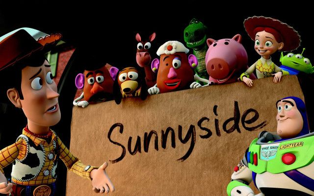 Toy Story Wallpaper HD 3 Movies