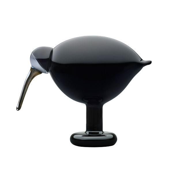 ittala bird by Toikka Black Ibis