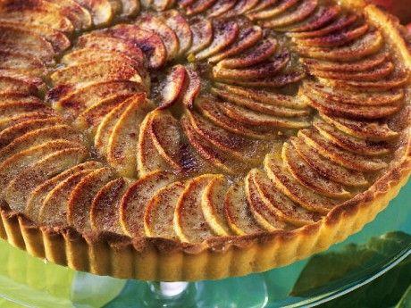 Luxury apple pie = Lyxig äppelkaka  - Allt om Mat