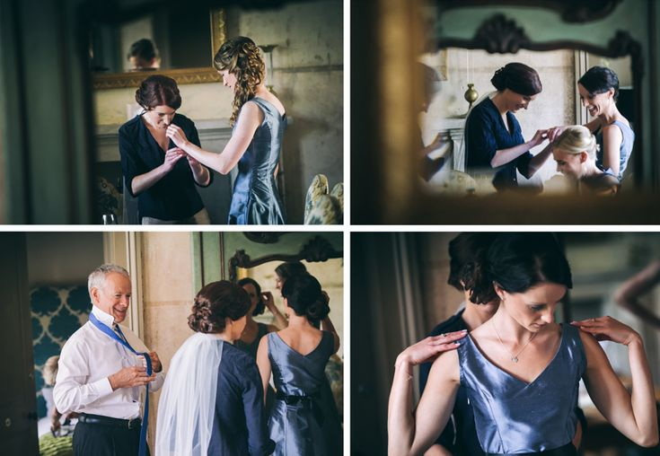 Preparations in the beautiful light, colour and tones of Villa Parma in Daylesford. www.shaunguestphotography.com.au