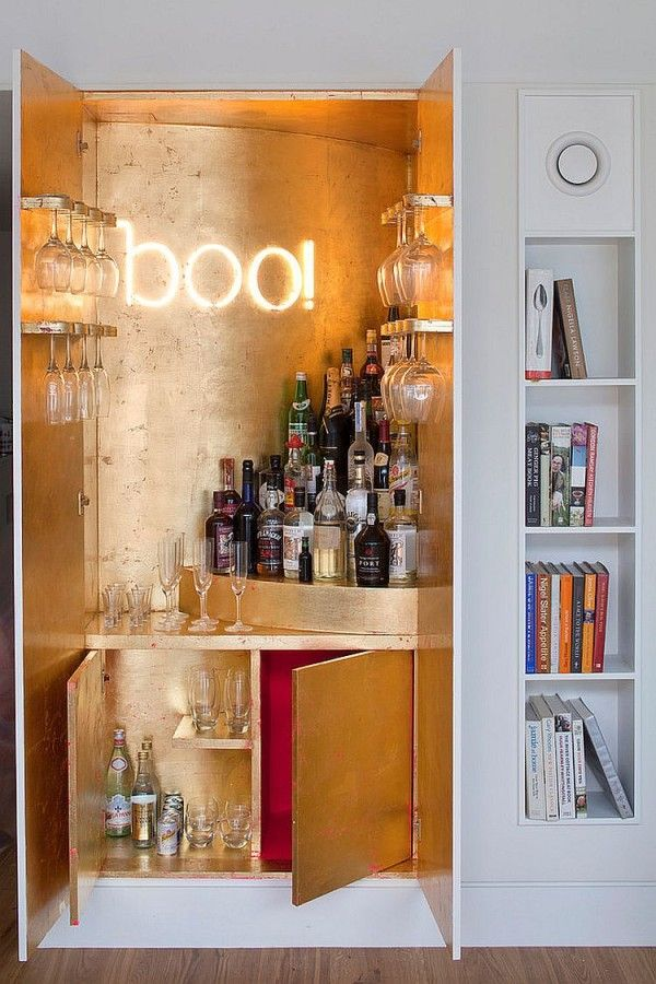 20 Small Home Bar Ideas And Space Savvy Designs Home Bars Home
