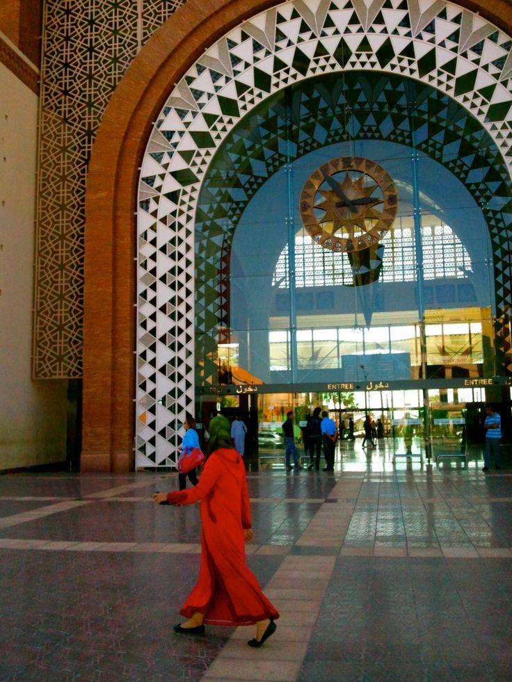 Marrakech gare
