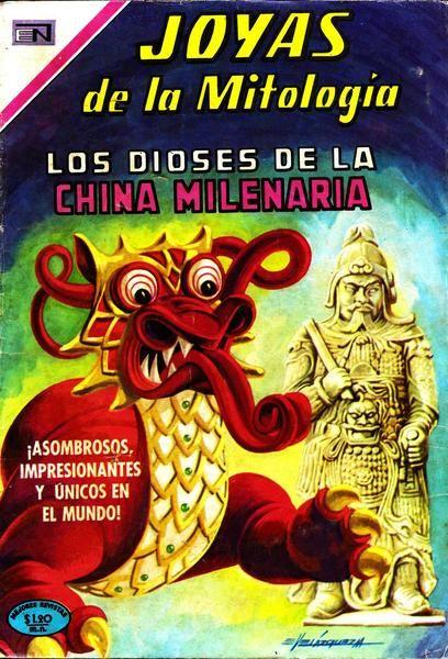 Joyas de la Mitología | 6 NÚMS. | CBR | Español...
